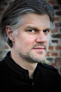 Schauspieler Andre Hatting