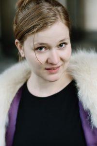 Schauspielerin Pia Herenz