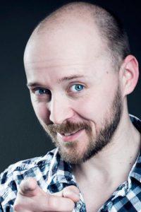 Schauspieler Sebastian Liebich