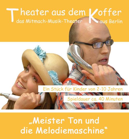 Meister Ton und die Melodiemaschine