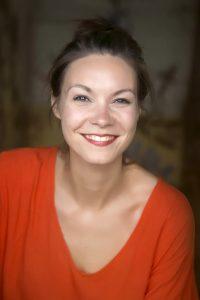 Schauspielerin Janneke Thomassen