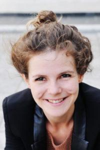 Schauspielerin Samira Calder