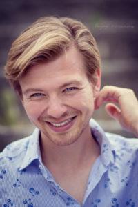 Schauspieler Volkmar Leif Gilbert