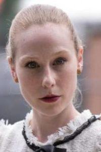 Schauspielerin Nicole Bunge